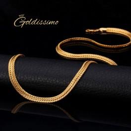 Pozlátený set 24 karátovým zlatom - Snake f46ff38125e